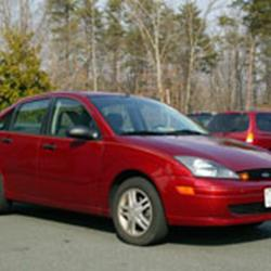 Tracy Johnson's 2003 Ford Focus