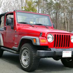 Angie Price's 2003 Jeep TJ