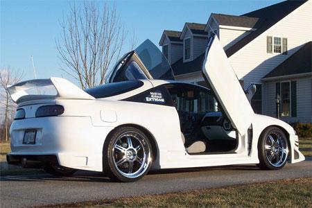 Matt Schaeffer S 1999 Mitsubishi Eclipse Gsx