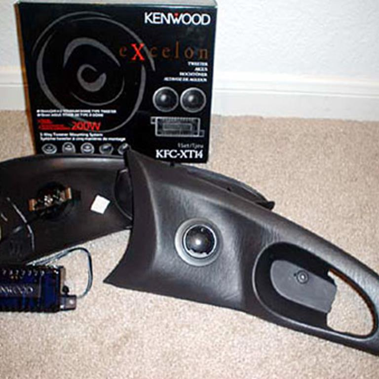 Kenwood Tweets2 ford focus audio radio, speaker, subwoofer, stereo 2001 ford focus speaker wiring at edmiracle.co