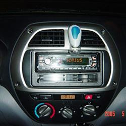 DSC01055 toyota rav4 audio radio, speaker, subwoofer, stereo 99 RAV4 at fashall.co