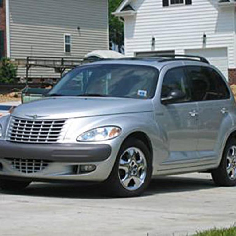 Ryan Hall's 2001 Chrysler PT Cruiser