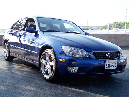 Greg Agri's 2003 Lexus IS300