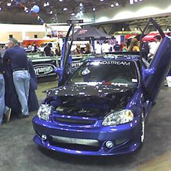 Ryan Cost's 1999 Honda Civic Si
