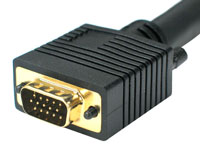 RGB (D-sub 15-pin) connector