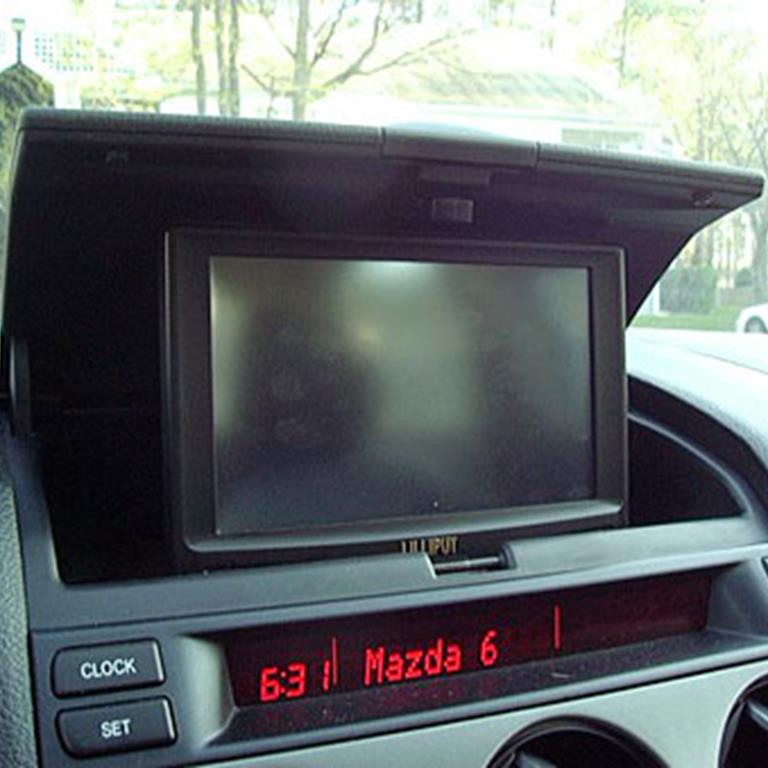 Mazda 6 Audio Radio Speaker Subwoofer Stereorhcrutchfield: 2006 Mazda 6 With Touch Screen Radio At Gmaili.net