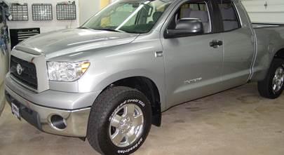 2007-2013 Toyota Tundra Double Cab