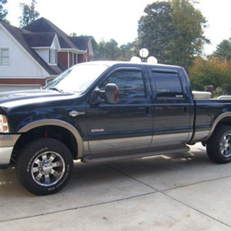 Robert  Lastinger's 2005 Ford F-250 Super Duty King Ranch