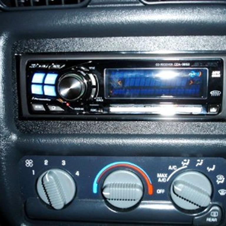 Austin Rogers 1998 Chevy S 10 Blazer