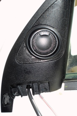 Sail Panel Tweeter