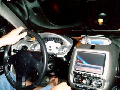 driving listening to music - Custom 2003 Mitsubishi Eclipse