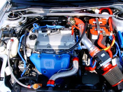 my engine bay