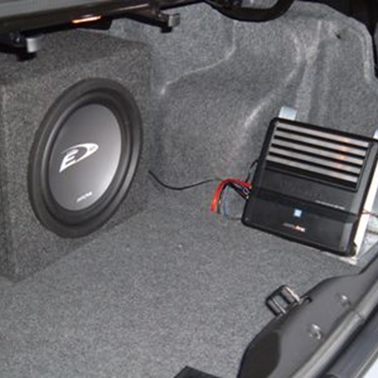 Saturn Car Audio Radio Speaker Subwoofer Stereo