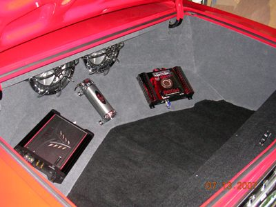 Another view of the remodeled and carpeted trunk/><p class=
