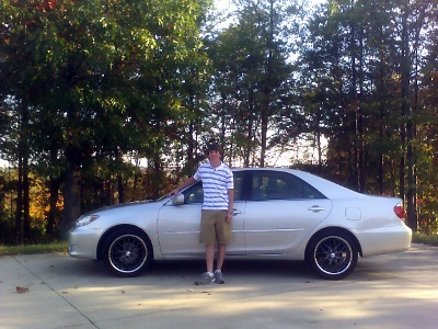 Me and the car/><p class=