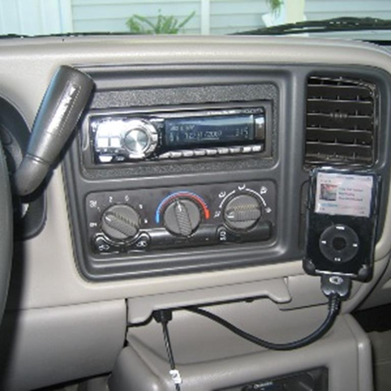 chevrolet silverado audio radio speaker subwoofer stereo. Black Bedroom Furniture Sets. Home Design Ideas