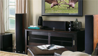 Adding Great Sound to your TV, Tip#4 - Component surround sound ...