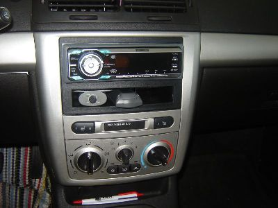 Eclipse CD3100 w/ bass knob below it/><p class=
