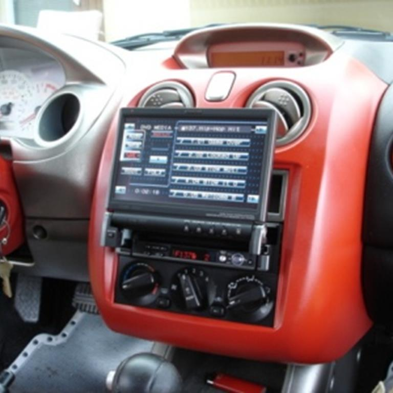 DVD Player mitsubishi car audio radio, speaker, subwoofer, stereo 2004 Mitsubishi Eclipse GT at creativeand.co