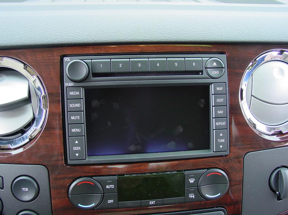 How To Install New Audio Gear In Your 20082012 Ford F450rhcrutchfield: Ford F450 Radio At Gmaili.net