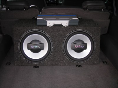 The Subs and Amp