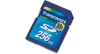Blank Memory Cards