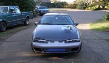 Greg D's 1992 Eagle Talon TSi