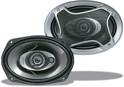 New Pioneer speakers