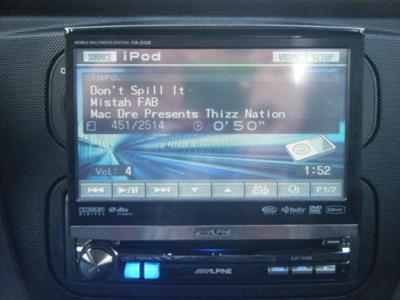 Alpine IVA-D106 Head Unit with Full iPod and Video