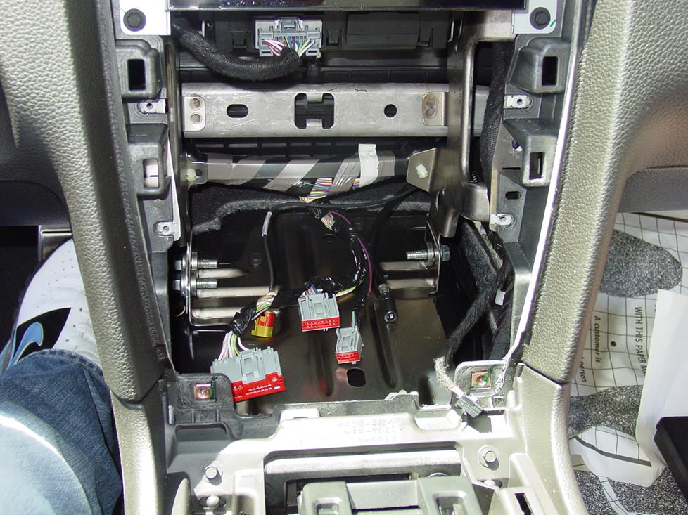 radiocavity 2010 2014 ford mustang coupe car audio profile 2007 mustang gt stereo wiring diagram at metegol.co