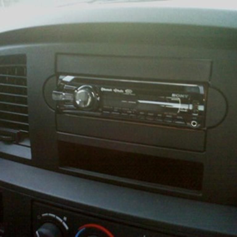 Sony MEX BT3700 dodge van audio radio, speaker, subwoofer, stereo 2006 dodge ram stereo wire harness at crackthecode.co