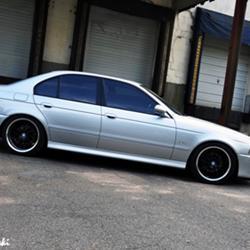 Gareth Fs 2000 BMW 528i
