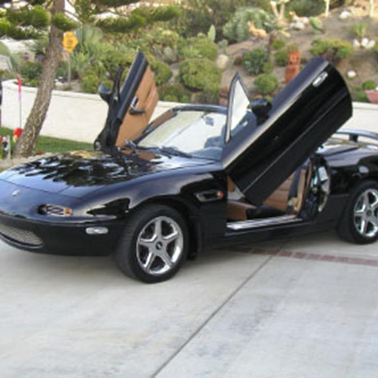 Mazda Miata Audio – Radio, Speaker, Subwoofer, Stereo