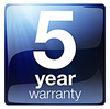 Denon 5 Year Warranty