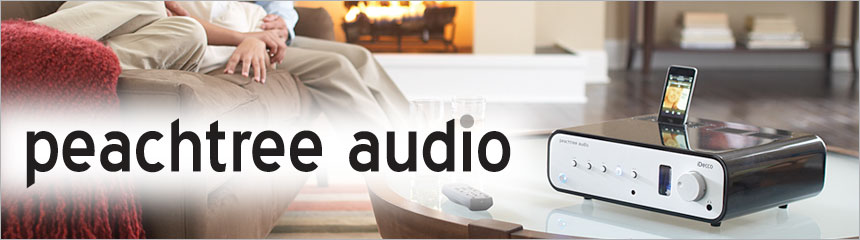 Shop Peachtree Audio at Crutchfield