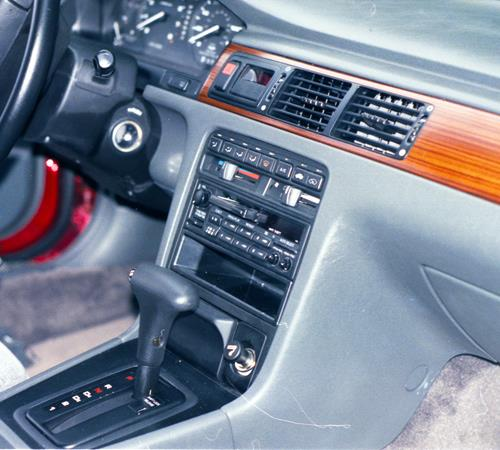 1993 Acura Vigor Factory Radio