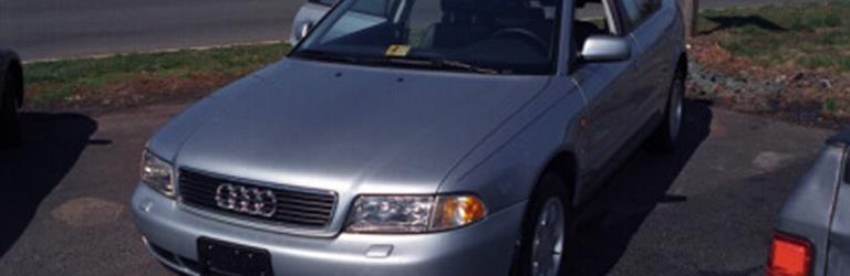 1999 Audi A4 Speaker Wiring