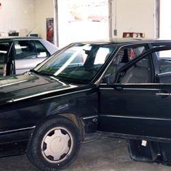 1988 Audi 5000CS Turbo Exterior