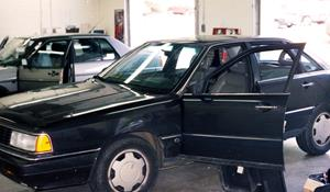1986 Audi 5000CS Turbo Exterior