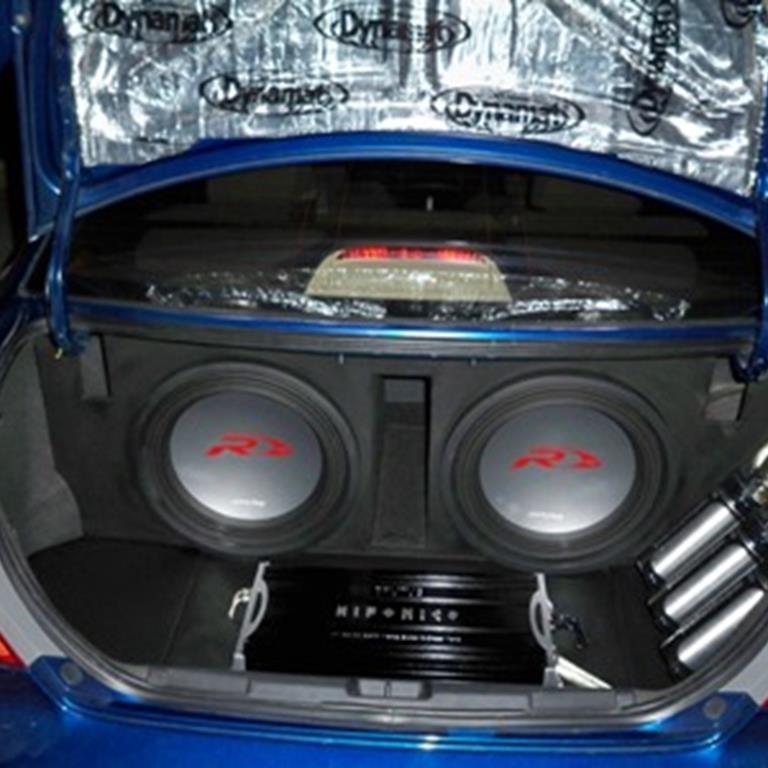 Honda Civic Audio  Radio Speaker Subwoofer Stereo