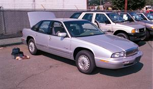 1993 Buick Regal Exterior