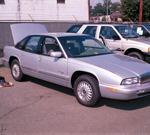 1995 Buick Regal Exterior