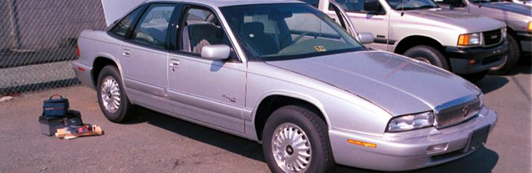 1994 Buick Regal Exterior