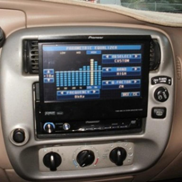 show room 1 ford explorer audio radio, speaker, subwoofer, stereo Ford Explorer Stereo Wiring Diagram at n-0.co