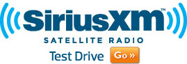 Check out the awesome channel selection from Sirius/XM