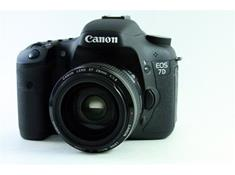 Canon takes it up a notch with the 7D