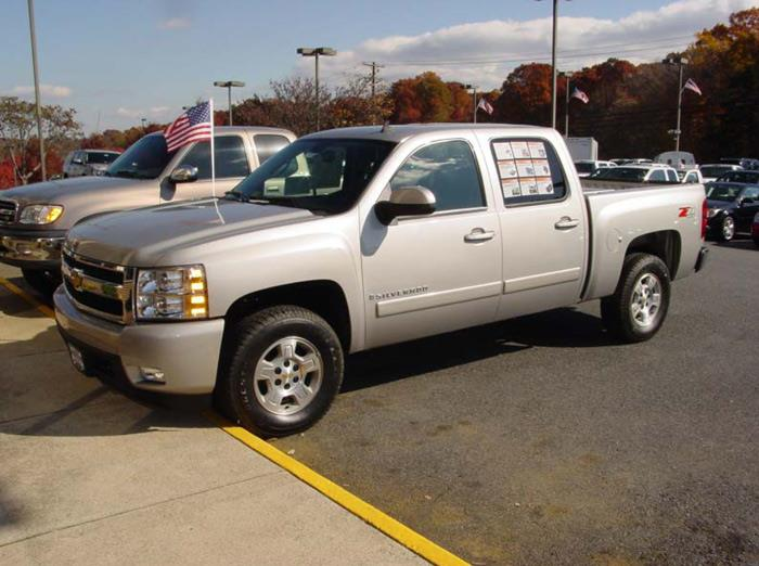 exterior7N 2003 2007 chevrolet silverado 1500 extended cab car stereo profile  at gsmportal.co