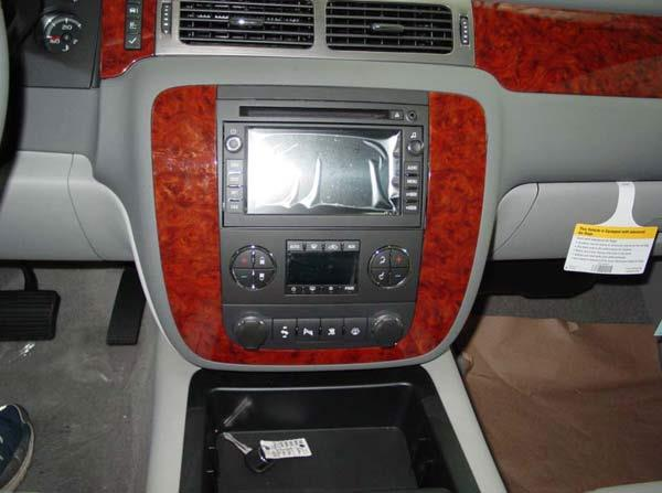 radio 2007 2013 chevrolet silverado and gmc sierra crew cab car audio  at gsmportal.co