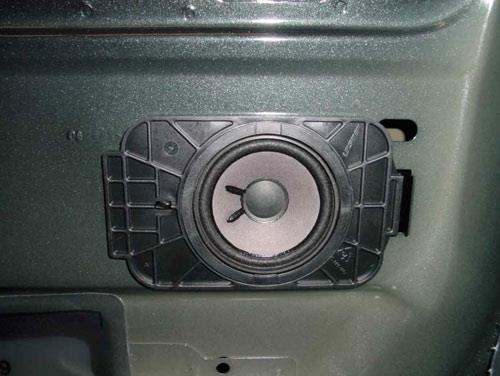 2003 2007 chevrolet silverado 1500 extended cab car stereo for 04 chevy silverado door speakers