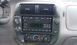 1999 Ford Explorer Factory Radio